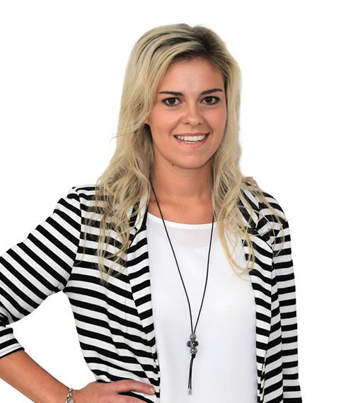 Christina Fesl, Sekretariat, Team Waldkirchen der MBK-Beratergruppe