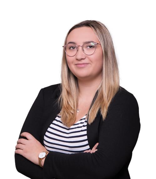 Edith Stadler, Sekretariat Rechtsabteilung, Team Waldkirchen der MBK-Beratergruppe